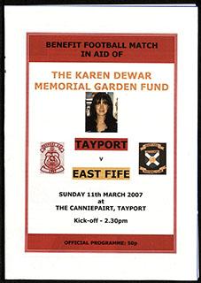 2006-07_Karen Dewar Benefit